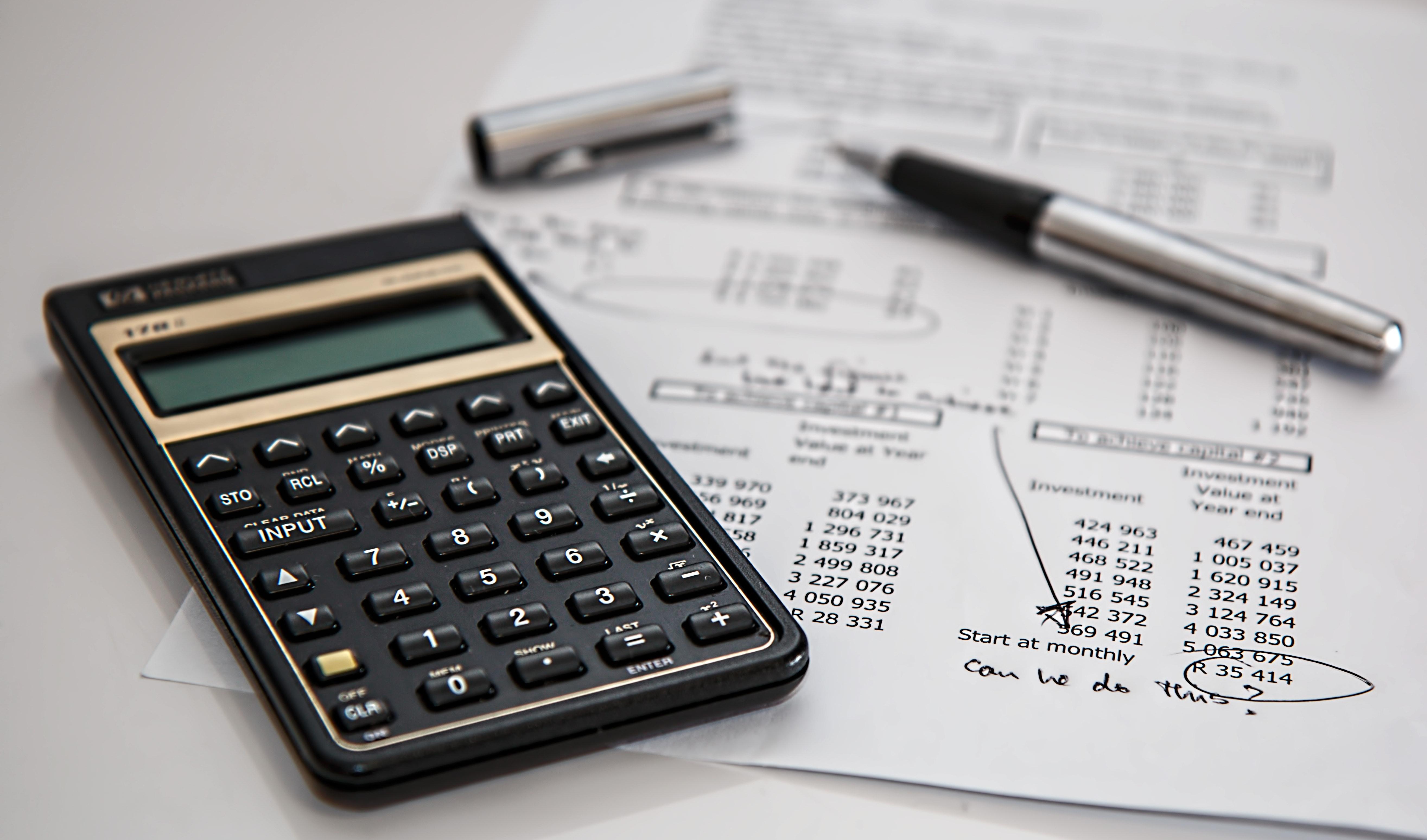 Cálculo de costos